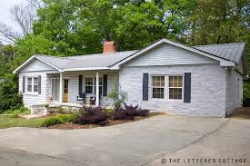 Cottage Curb Appeal - curb appeal the plot the lettered cottage