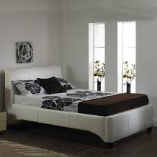 Double Faux Leather Bed Frame by A U0026 I Beds Luxury Michaela Faux Leather Bed Frame 5ft Kingsize
