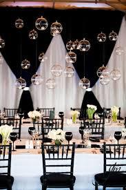 decoration mariage noir et blanc décoration de salle de mariage en noir et blanc mariage wedding
