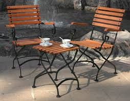 Cafe Style Table And Chairs Outdoor Cafe Table And Chairs