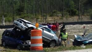 fhp three car crash slows traffic on i 75 abc 7 com wzvn news