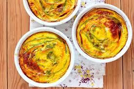 3 cuisine recette recette flans de courgette aux 3 poivres