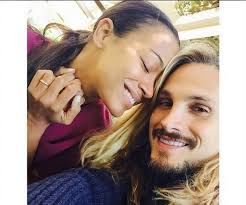 zoe saldana actress gets tattoo of husband u0027s face