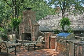 Backyard Fireplaces Ideas Outdoor Brick Fireplaces Design Ideas Creative Fireplaces Design