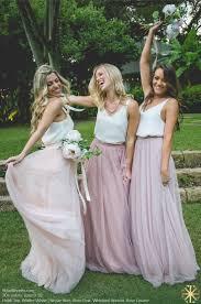 best 25 tulle skirt bridesmaid ideas on wedding skirt - Tulle Skirt Bridesmaid
