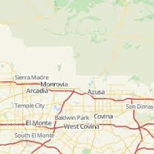 map usa los angeles los angeles area map u s news travel