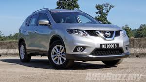 nissan x trail malaysia nissan issues recall over faulty takata airbag inflators and back