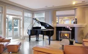 Living Room Vs Parlor Comparing Grand And Baby Grand Pianos