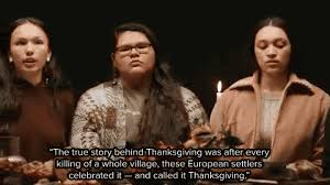 When Was Thanksgiving Celebrated 6 Native American Girls Explain The Tragic Story Behind Thanksgiving