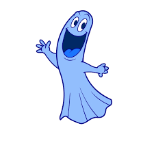 cute halloween ghost clipart image blue ghost cliparts free download clip art free clip art on