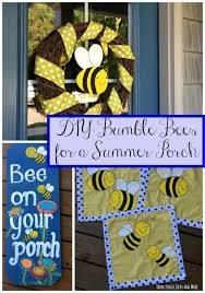 bumble bee decorations bumble bee porch decorations bumble bee decorations summer