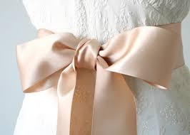 wide satin ribbon gold ribbon sash bridal sash ribbon belt satin ribbon belt