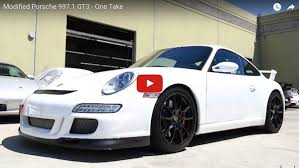 porsche 911 gt3 modified newest one take has matt farah driving a modified 997 1 gt3 flatsixes