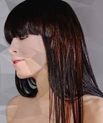 layered flip haircut how to do layered long haircut with lee stafford