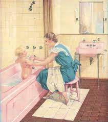 Eljer Bathtub The Color Pink In Bathroom Sinks Tubs And Toilets From 1927