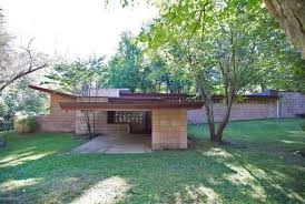 Frank Lloyd Wright Style House Plans Michigan Home Is The Cheapest Frank Lloyd Wright Design On The