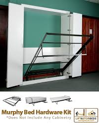 Do It Yourself Murphy Bed Probably Best Option For Frog This Murphy Wallbed Hardware Kit By