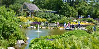 Boothbay Botanical Gardens Recreation Attractions Midcoast Islands Maine Tourism