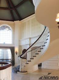 Foyer Stairs Design Pictures Curved Staircase Home Interior Desgin
