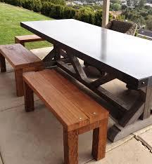 indoor outdoor wood bench rubbish furniture