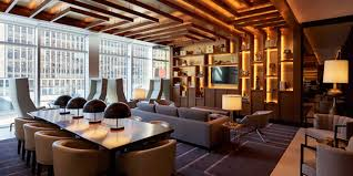 Hotels Interior Jeffrey Beers Brings Fearlessly Chic Design To Renaissance New