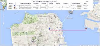 Map Radius Tool Sun Moon Calculator Az Alt Tool Help