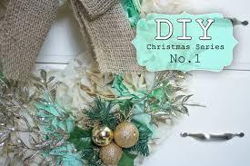 diy coffee filter wreath decor