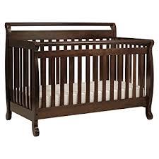 Emily 4 In 1 Convertible Crib Davinci Emily 4 In 1 Convertible Crib In Espresso