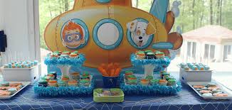 bubble guppies first birthday party ideas knowing about the
