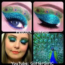 makeup ideas peacock makeup beautiful makeup ideas and tutorials