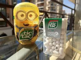 minion tic tacs where to buy 10 tic tac x minions facts from cannes lions by olivarez