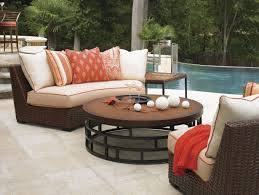 Rattan Curved Sofa Outdoor Best Outdoor Curved Sofa Outdoor Furniture Lounge Sets
