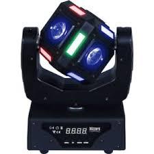 moving lights performance audio