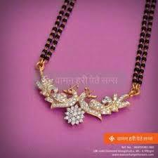 stunning gold mangalsutra jewellery