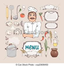 cuisine clipart menu for cuisine cuisine chef cook food