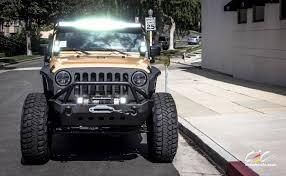 custom jeep bumper jeep wrangler by cec wheels
