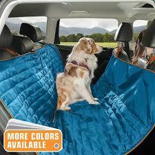 dog hammock for car quilted loft dog hammock