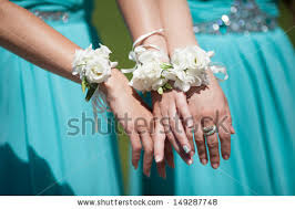 wedding flowers for bridesmaids bridesmaids wedding bouquet flowers bridal ceremony stock photo