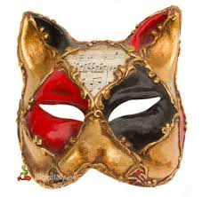 venetian cat mask carnival of venice history and meaning of the different types of