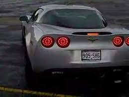 afterburner taillights on c6 corvette