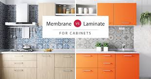 how to choose laminate for kitchen cabinets acrylic or laminate which is the best finish for your