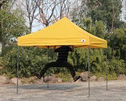 Steel Pop Up Gazebo Waterproof by 10x10 Pop Up Canopy Instant Shelter Outdor Party Tent Gazebo