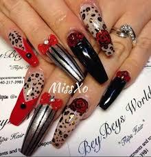 nã gel spitz design 12 besten nails bilder auf acryl nägel bogen