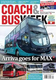 Coach U0026 Bus Week Issue 1154 By Coach And Bus Week U0026 Group Travel