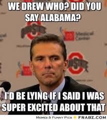 Funny Alabama Football Memes - alabama vs ohio state meme vs best of the funny meme