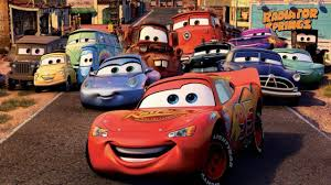 cars sally and lightning mcqueen kiss cars 3 key cast and characters revealed u2022 toonbarntoonbarn