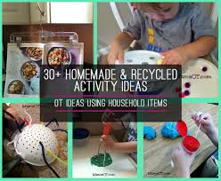 30 recycled ot activity ideas checking the pulse