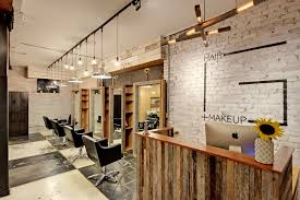 old fashinoned hairdressers and there salon potos hair salon retail design blog