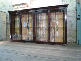 Shop Display Cabinets Uk Victorian Antique Apothecary Shop Glass Display Cabinet Vintage
