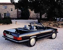history of the mercedes the history of the mercedes sl class timeless